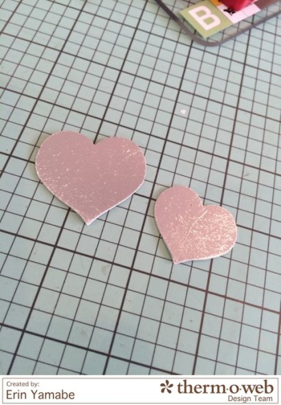 Deco Foils, Valentine, iCraft