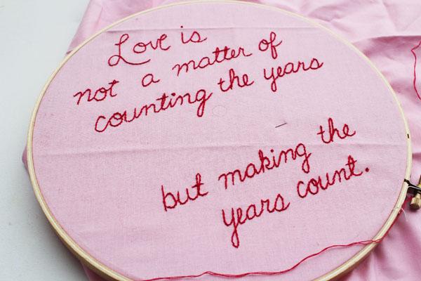 stitch quote