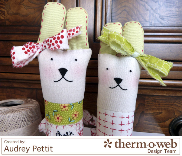 AudreyPettit Thermoweb HowdyDoodyBunnies2