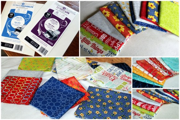 fabrics and fusible