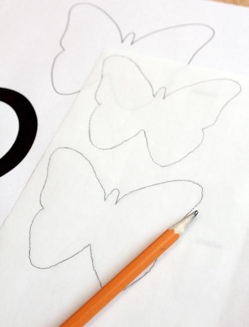 DecoFoil shapes
