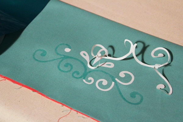 peel away paper