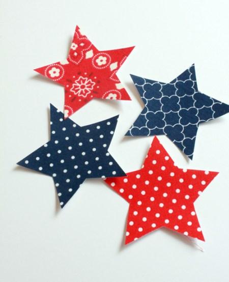 DecoFoil star table topper 5