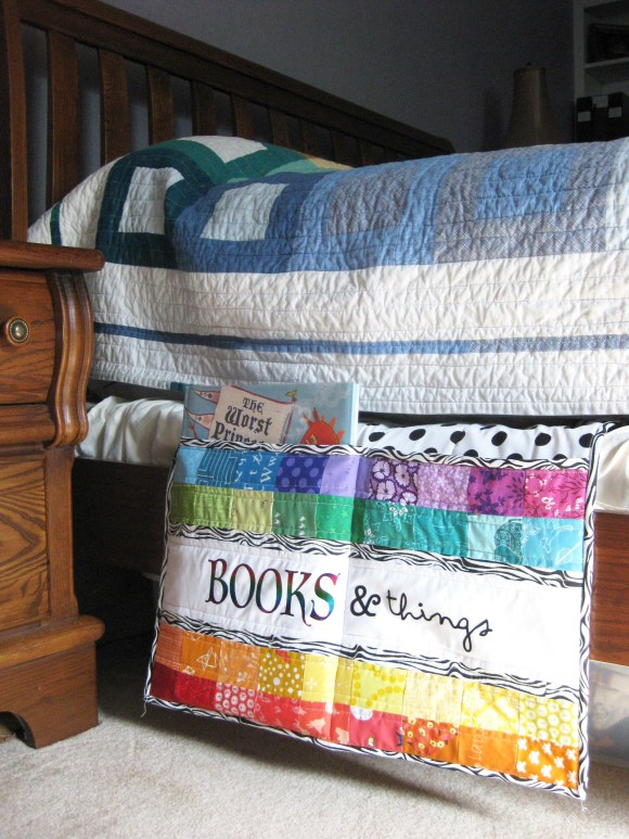 book caddy bed 1