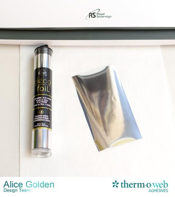Alice Golden TOW DecoFoil Winter Tags Ad 3