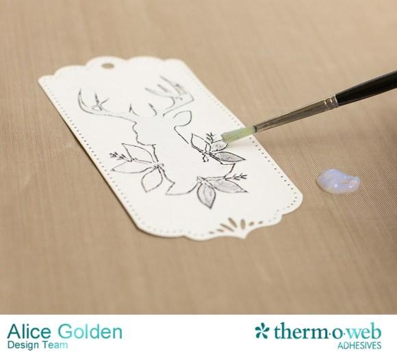 Alice Golden TOW DecoFoil Winter Tags Ad 6