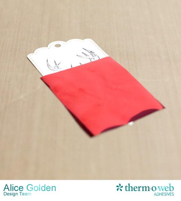 Alice Golden TOW DecoFoil Winter Tags Ad 8