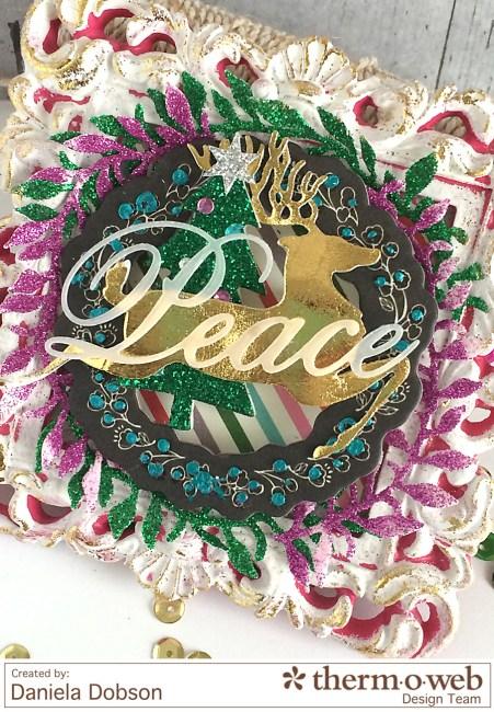 Peace frame close by Daniela Dobson