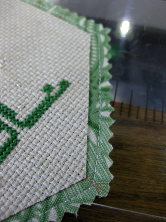 xstitched frog 2