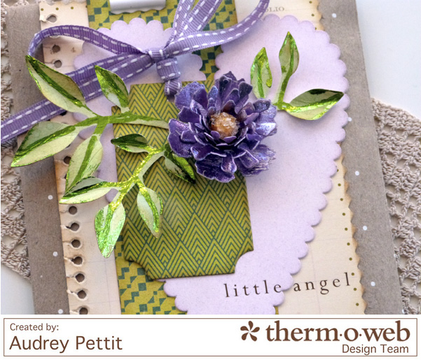 AudreyPettit Thermoweb DecoFoil LittleAngelBag4
