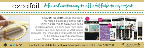 Deco Foil New Products