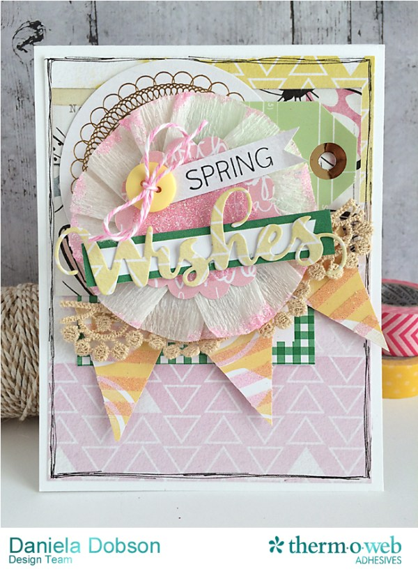 Spring wishes by Daniela Dobson