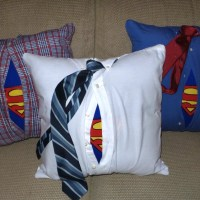 Every Day Superman: Deco Foil Pillow