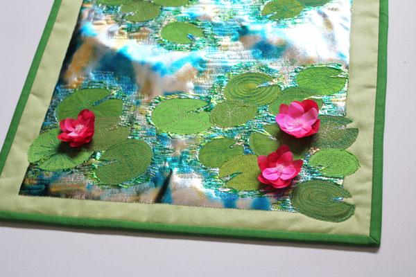 flowers added on
