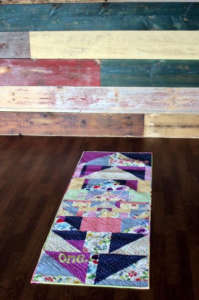 Flying Boat Yoga Mat