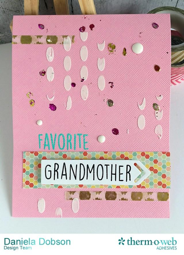 Grandmother by Daniela Dobson