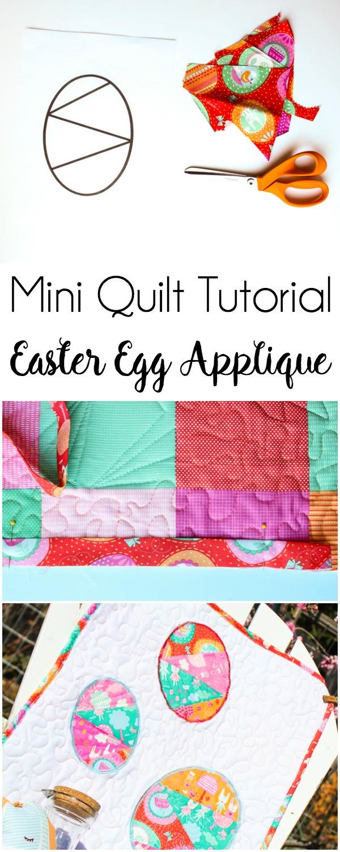 thermoweb mini quilt tutorial