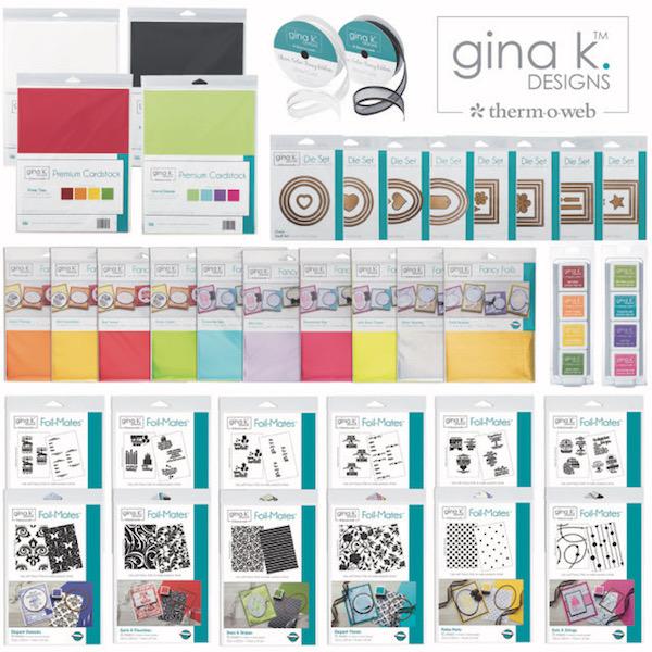 Gina K Designs Line