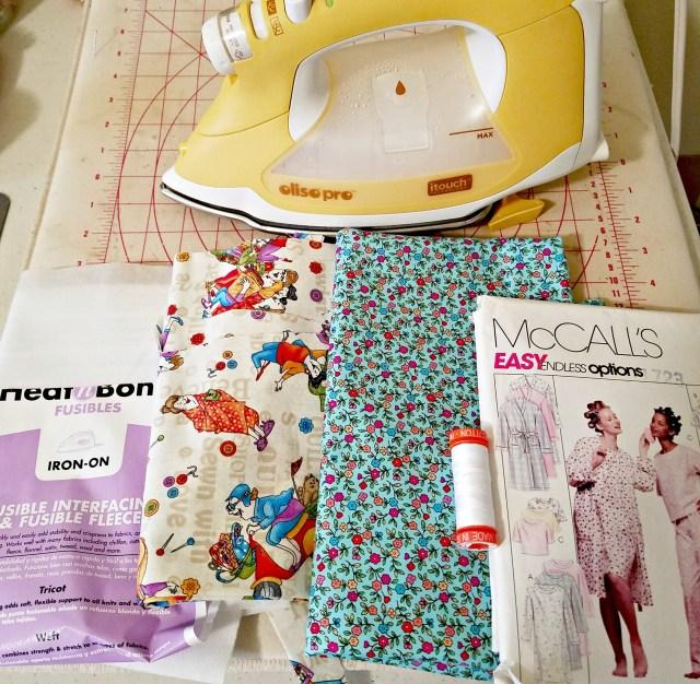 JeniferCowles_TOW_Quilting PJs supplies
