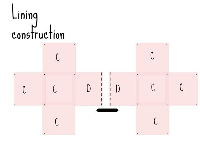 Lining construction