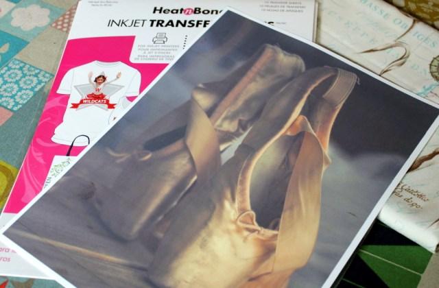 Transfer Sheets, fabric