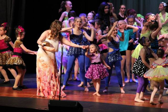 Pip dance with ms erin