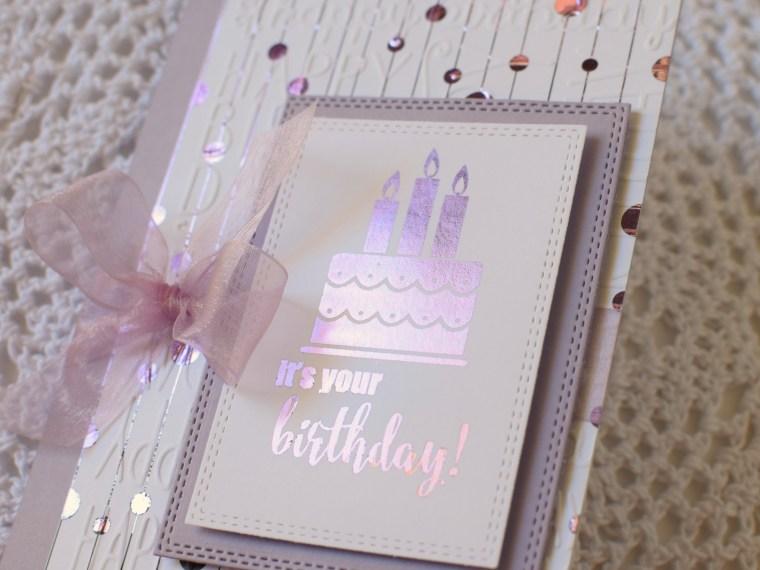 Foil-Mates Birthday Cards