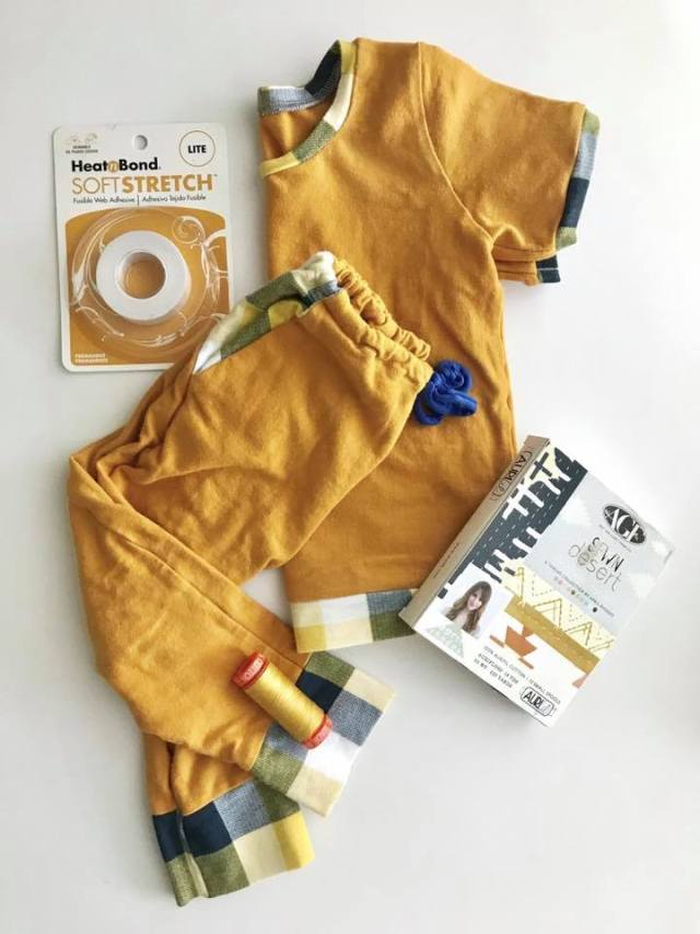 Girl Charlee Knit Outfit Supplies