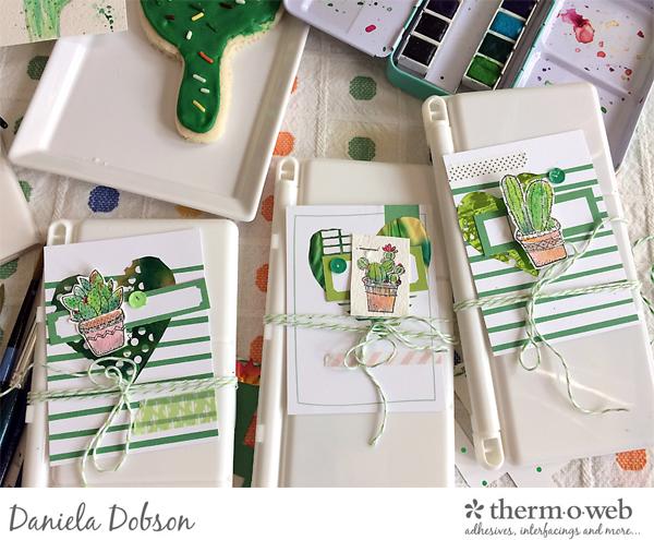 Deco Foil paint party 13 by Daniela Dobson