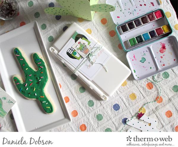 Deco Foil paint party 15 by Daniela Dobson