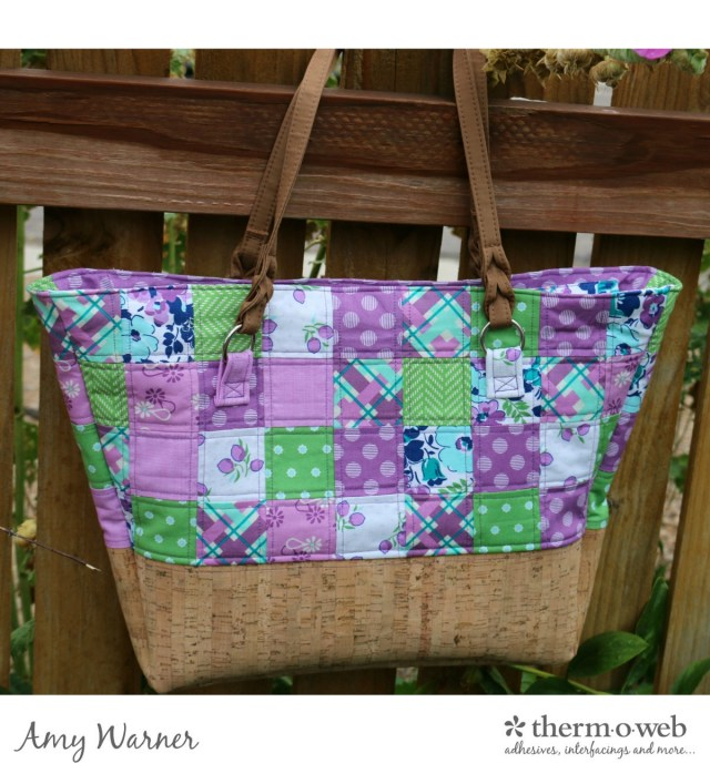 Teacher Tote Amy Warner for Thermoweb