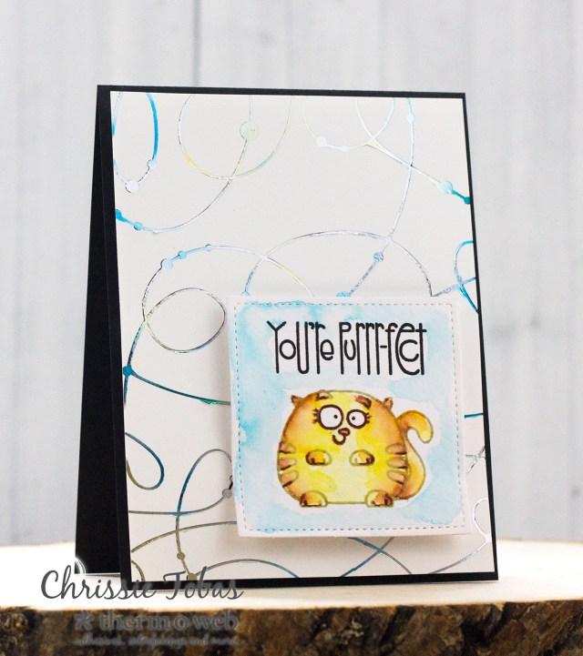 Kitty Card WM
