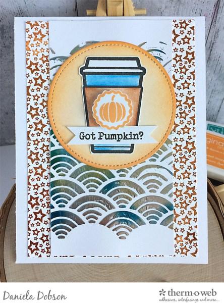 Got pumpkin by Daniela Dobson
