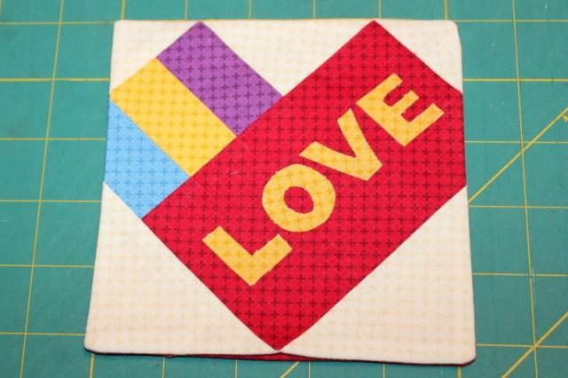 valentine paper piece 17