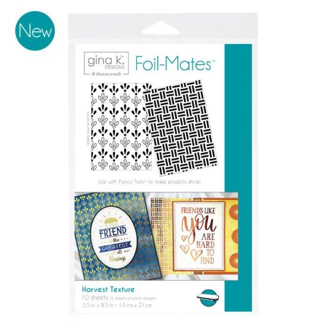 Gina K. Designs Foil-Mates