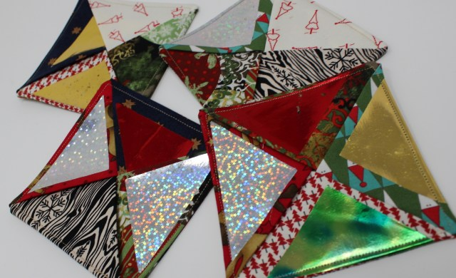Pinwheel DecoFoil Coasters