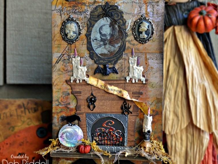 Poltergeist's Parlor Halloween Tag