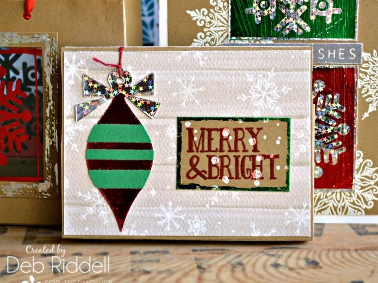 Christmas Gift Tag Holder