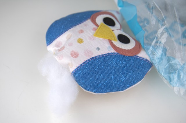 owl softie stuffing polyfil