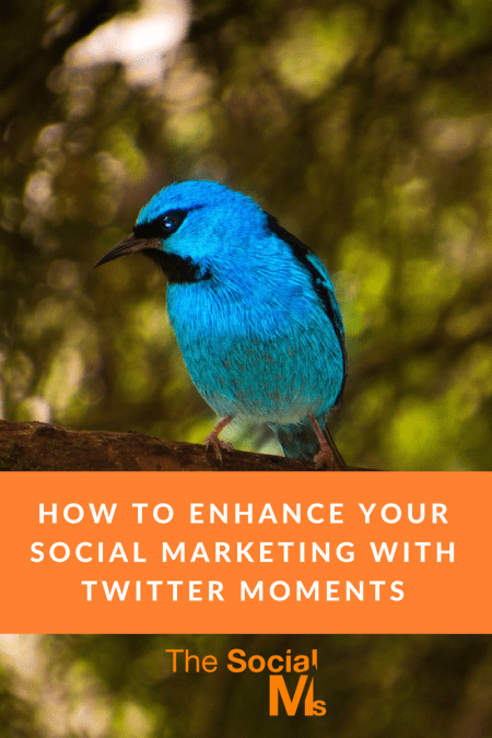 Twitter moments deserve more attention and more people using them. Here is what they are and how you can use them for your business.