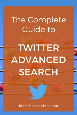 Almost anything on Twitter is searchable. There is far more to Twitter search than the little search bar in the top right corner of your Twitter web interface. The Twitter search engine is a very powerful one. #twitter #twittersearch #twittertips #socialmedia #socialmediatips #socialmediamarketing