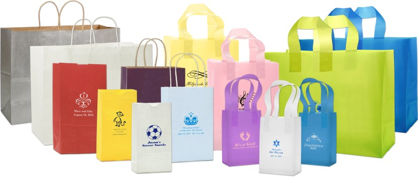 Image result for branded gift bags