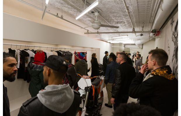 Kanye West Yeezus Tour Pop-Up Store in NYC 10