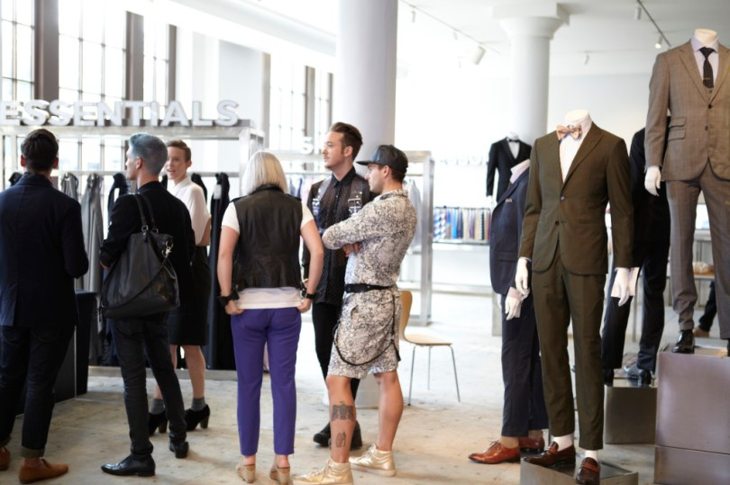 Indochino Pop-Up Store 9
