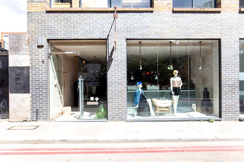 Creative Pop-Up Shop Space in Shoreditch
