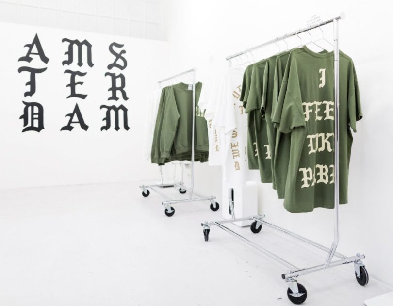 Life of Pablo Pop-Up Store