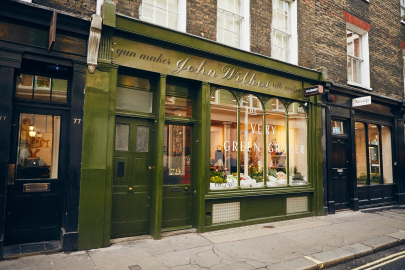 Dr Hauschka Pop-Up Shop London