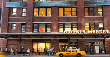 pop-up stores in chelsea market