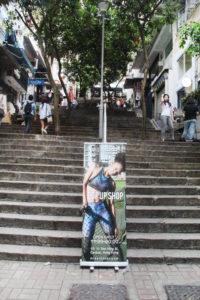 Miss Runner Pop-Up Store Hong Kong