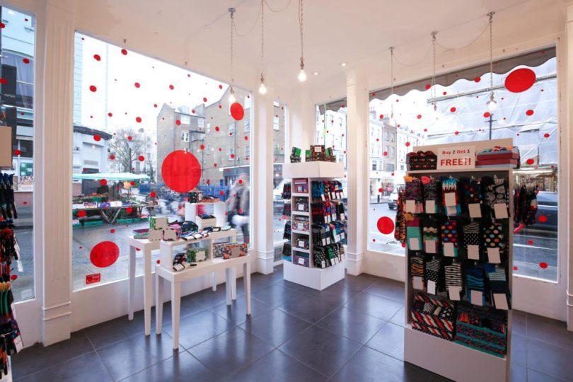 pop-up store london